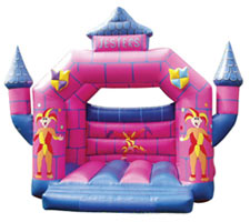 Jesters Bouncy Castle - Gosport