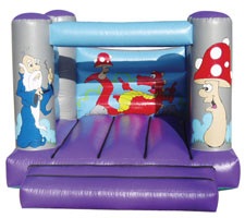 Little Wizard Bouncy Castle